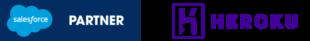 Salesforce and Heroku Logo